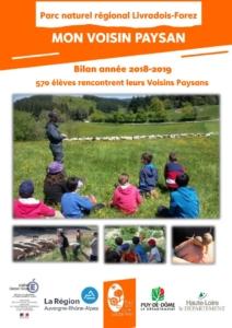 Bilan Mon Voisin Paysan Année 2 (PDF - 4Mb)