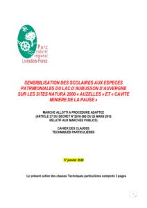CCTP (PDF - 621Kb)
