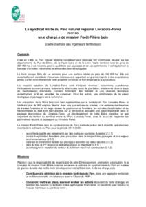 Offre charge mission foret-filiere bois (PDF - 126Kb)